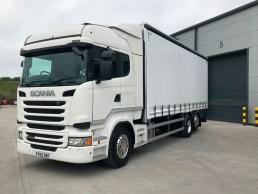 empresa de transportes camiones rígidos